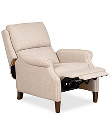 Carlaya Fabric Push Back Reclining Chair