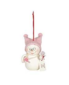 Snowpinions Rose All Day Ornament