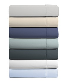 Sleep Luxe Solid 700 Thread Count, 4-PC Solid and Pattern Extra Deep Sheet Set, 100% Egyptian Cotton, Created for Macy's