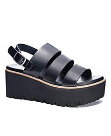 Women's Pendulum Platform Sandals
