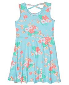 Little Girls Garden Dress