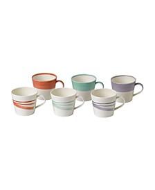 1815 Bold 15 Oz Mug, Set of 6