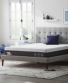 "12"" Plush Hybrid Mattress - Twin"