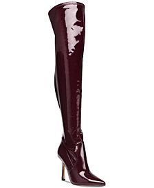 Steve Madden Women's Vanquish Over-the-Knee Thigh-High Boots