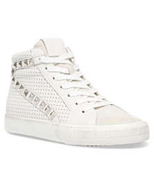 Women's Tracey Studded High-Top Sneakers