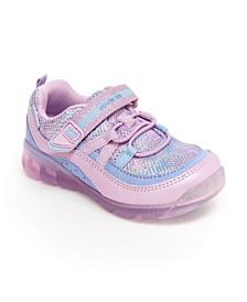 Toddler Girls M2P Lighted Burst Lighted Athletic Shoe