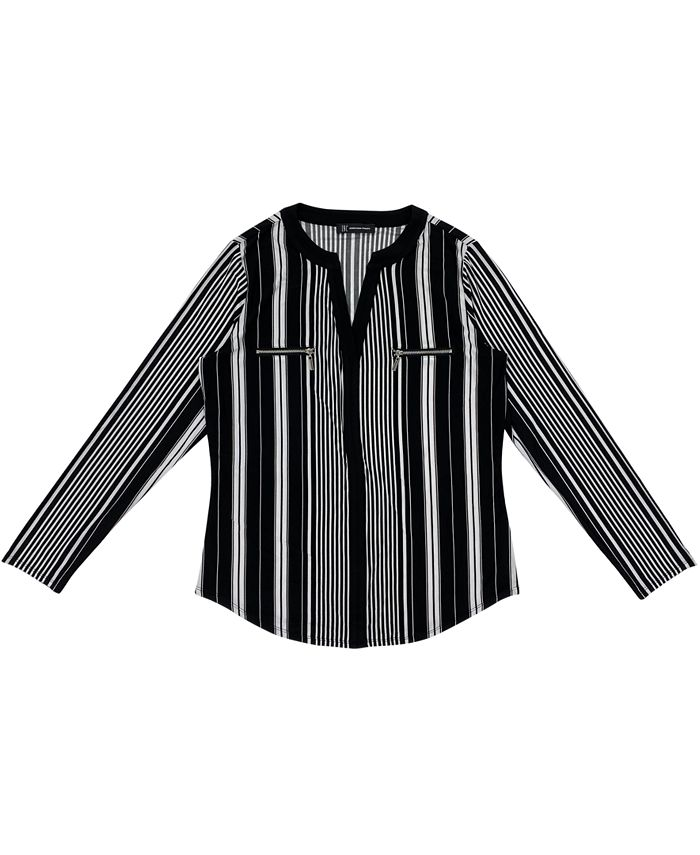 INC International Concepts - Striped Top