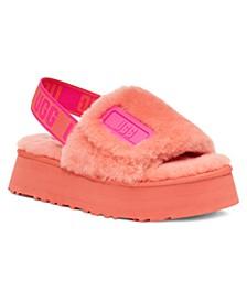 Women's Disco Slide Slippers