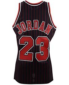 Men's Chicago Bulls Michael Jordan Authentic Jersey