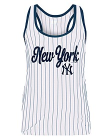 Women's New York Yankees Pinstripe Tank