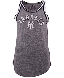 New Era New Women's York Yankees Contrast Trim Tank