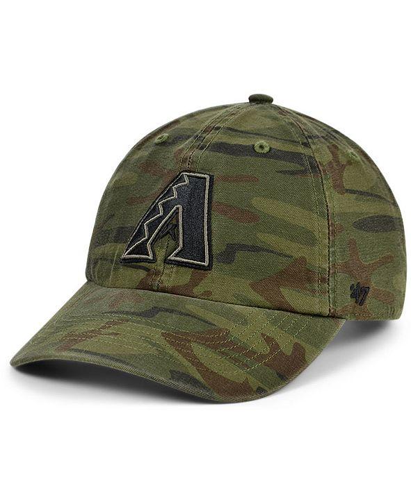 '47 Brand Arizona Diamondbacks Regiment CLEAN UP Cap