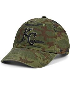 '47 Brand Kansas City Royals Regiment CLEAN UP Cap