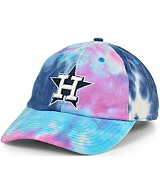 Women's Houston Astros Tie Dye Adjustable Cap