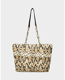 Women's Slithering Tote