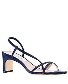 Women's Gizel Low Heel Strappy Sandal