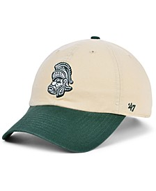 Michigan State Spartans Vault 2 Tone Clean Up Cap