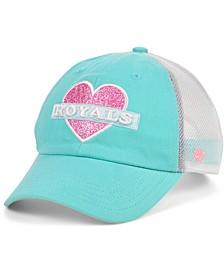 Girls Kansas City Royals Mermaid Heart MVP Cap