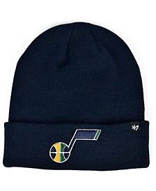 Utah Jazz Basic Cuff Knit