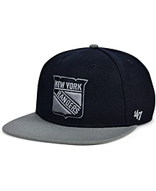 New York Rangers No Shot 2-Tone Cap