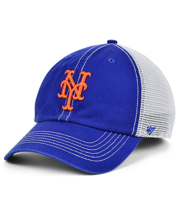 '47 Brand New York Mets Trawler CLEAN UP Cap