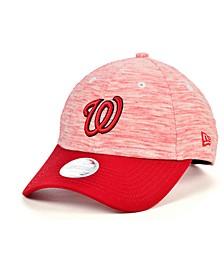 Washington Nationals Women's Space Dye 2.0 Cap