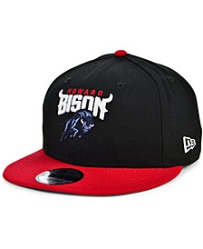 Howard University Bisons Core 9FIFTY Snapback Cap
