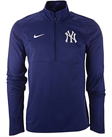 Men's New York Yankees Element Half-Zip Pullover