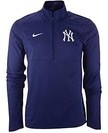 Men's New York Yankees Element Half-Zip Pullover