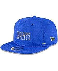 Los Angeles Rams 2020 Training 9FIFTY Cap