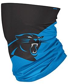 Carolina Panthers Colorblock Big Logo Gaiter Scarf