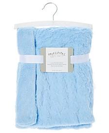 Baby Boys and Girls Luxury Plush Rabbit Fleece Blanket