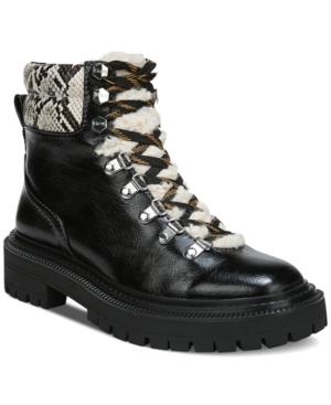 Women's Flora Cold Weather Lug Sole Hiker Booties Women's Shoes