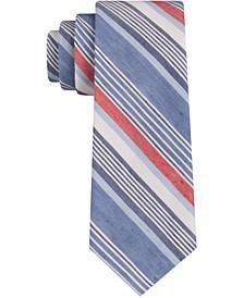 Men's Davis Skinny Stripe Tie