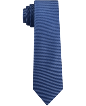Kenneth Cole Reaction Men's Linear Ombre Slim Tie