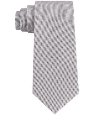 Calvin Klein Men's Micro Stripe Skinny Tie