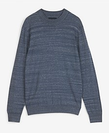 Men's Spacedye Welterweight Crewneck Sweater