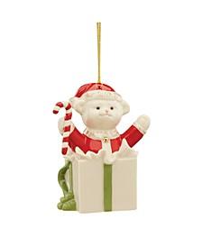 2020 Teddy's Surprise Ornament