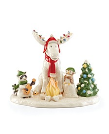 2020 Merry Marcel & Forest Friends Figurine