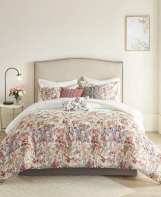 Manor 8 Piece Queen Comforter Set