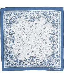 Cotton Signature Printed Bandana