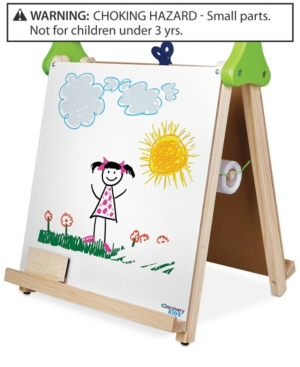 Discovery Kids Toy Wooden Tabletop Easel