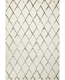 Twilight TWI15 Ivory and Gray 12' x 15' Area Rug
