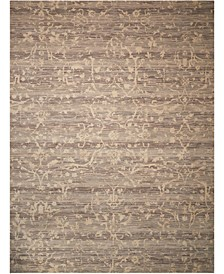 Silk Elements SKE22 Taupe 12' x 15' Area Rug