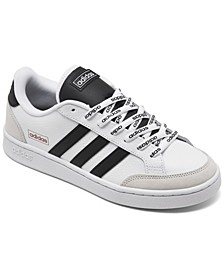 Men's Grand Court SE Casual Sneakers from Finish Line