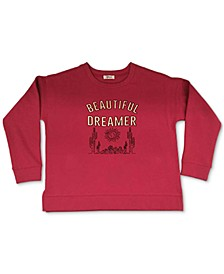 Beautiful Dreamer Graphic-Print Sweatshirt, Created for Macy's