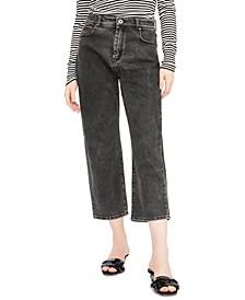 Parole Cropped Jeans