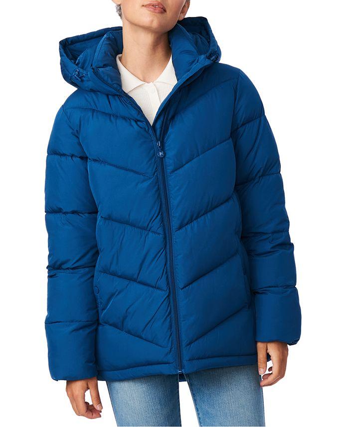 Bernardo - Hooded Puffer Coat
