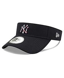 New York Yankees 2020 Batting Practice Visor