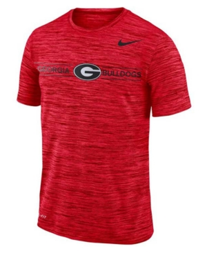 Nike Georgia Bulldogs Men's Legend Velocity T-Shirt